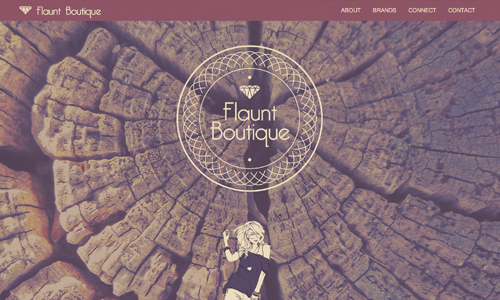 image link to Flaunt Boutique page